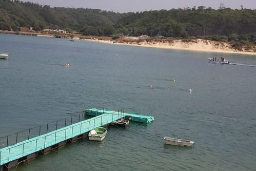 Río Mira. Vila Nova de Milfontes