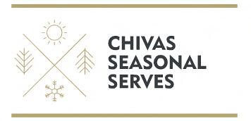 Chivas Seasonal Serves