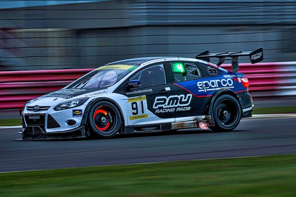 Marc Cars Australia Ford Focus V8 during the Dunlop 24 Hou… | Flickr
