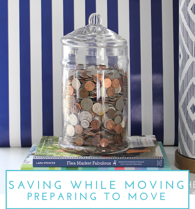 Saving While Moving
