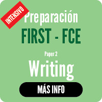 CAMBRIDGE intensives FCE Writing