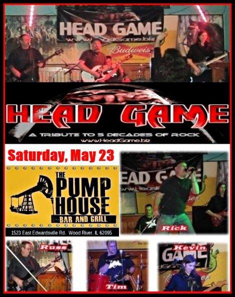 Head Game 5-23-15