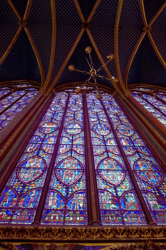 Une nouvelle app vous dévoile les secrets des vitraux de la Sainte-Chapelle