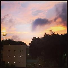 sunset20150528