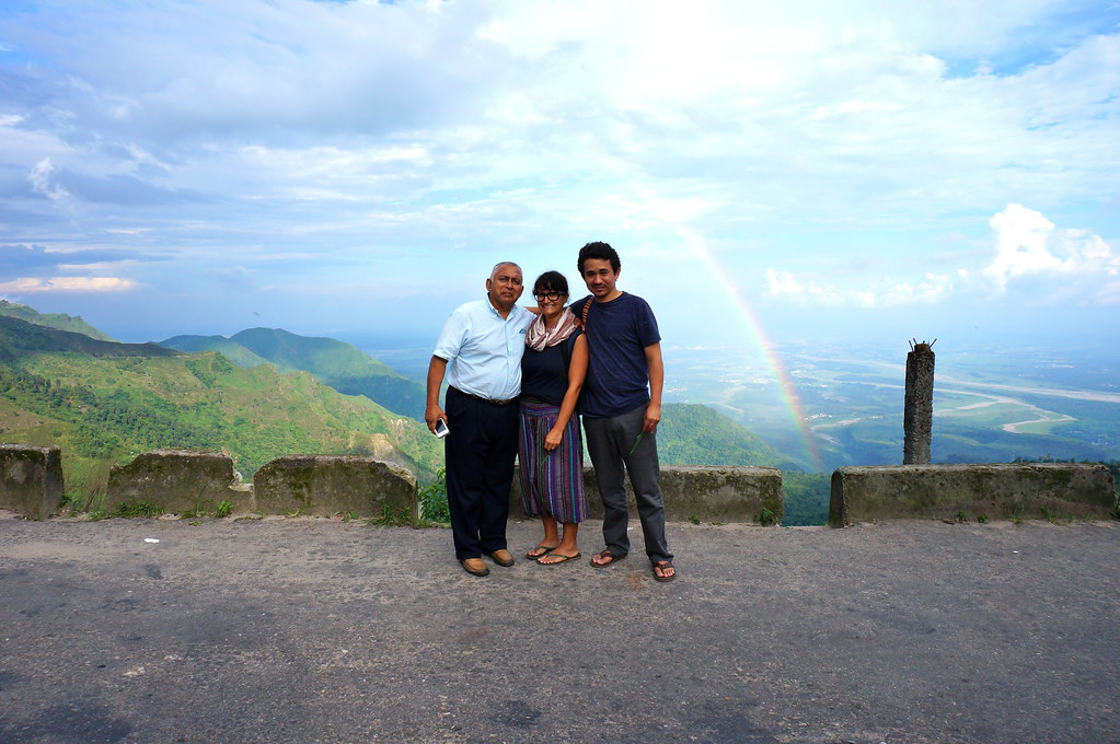 Kurseong with Dad and Donovan