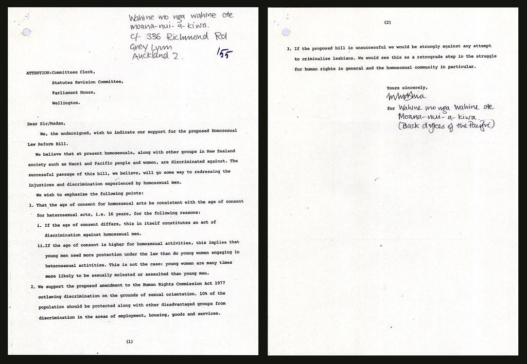 Nz history homosexual law reform