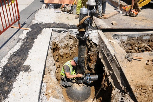 South Bronx Water and Sewer Upgrade