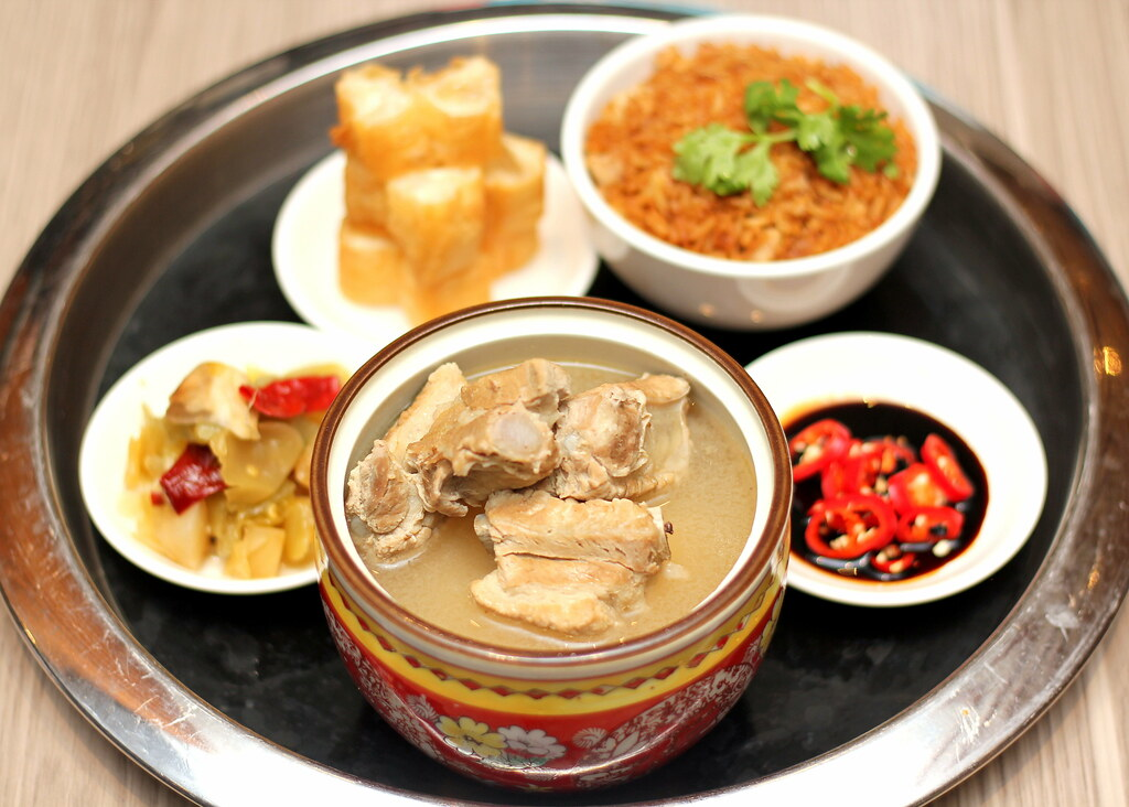 Four Points: Old Time Bak Kut Teh