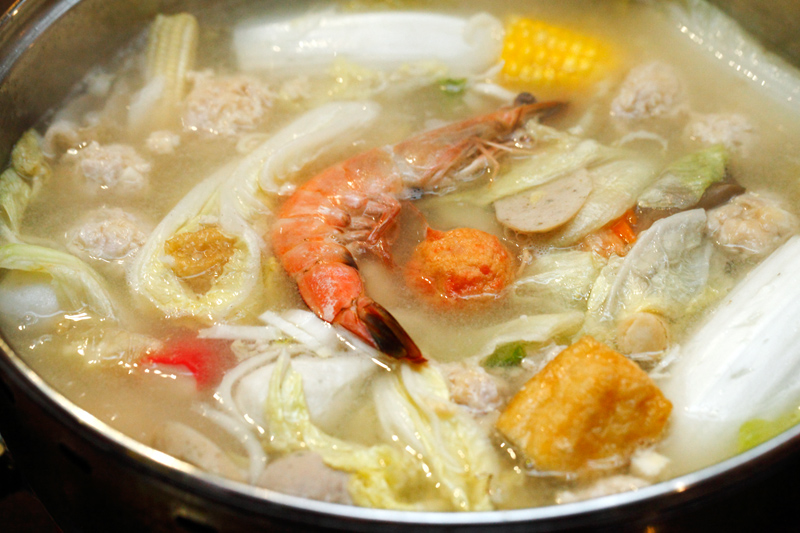 Taifeng Taiwan Steamboat Hot Pot