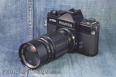 Sankyo Koki Komura 200mm f/4.5