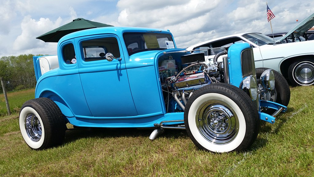 1932 ford 5 window highboy coupe fantasy of flight 1400 for 1932 ford 5 window coupe