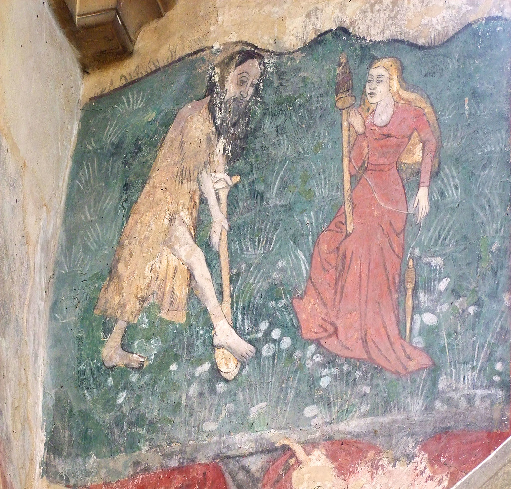 Image result for adam and eve broughton church