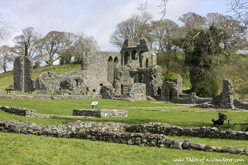 DOWNPATRICK - Inch Abbey