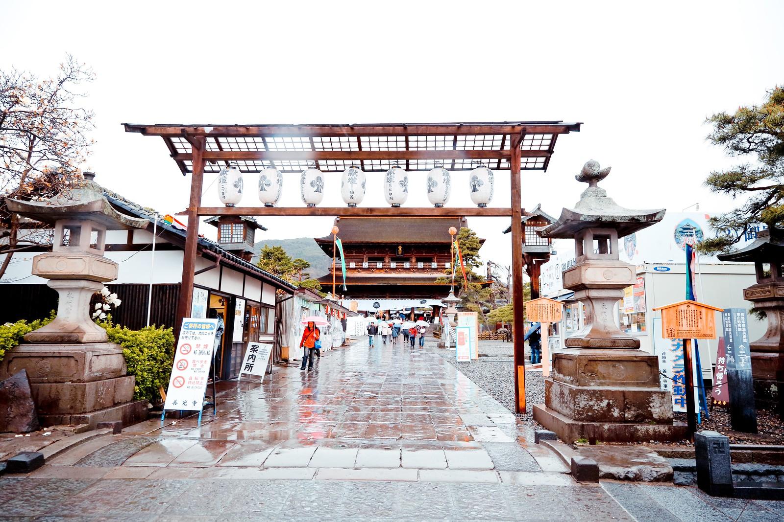 長野 善光寺 Nagano Zenkō-ji