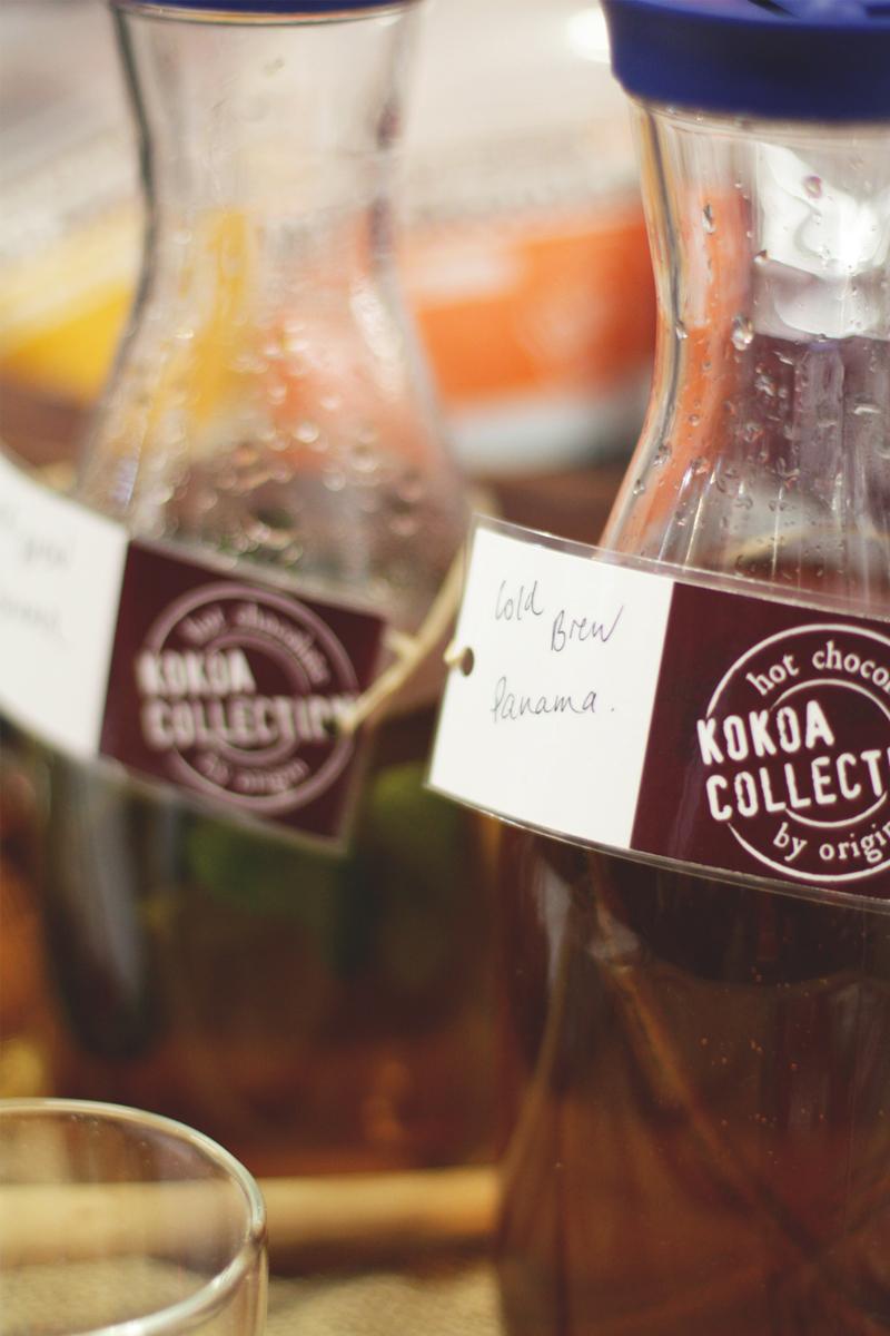 Kokoa Collection cold brew, Bumpkin Betty