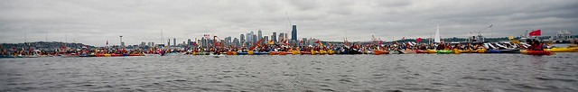 Paddle In Seattle