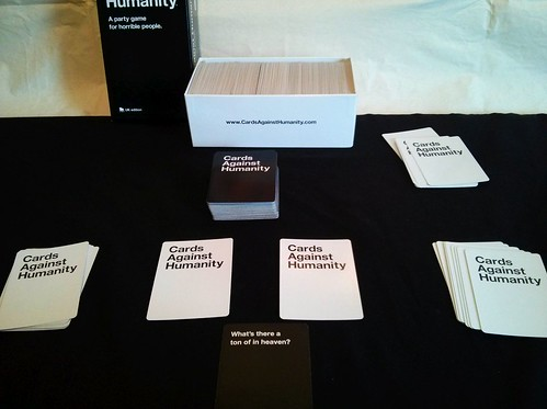 013 - Cards Against Humanity gameplay 2