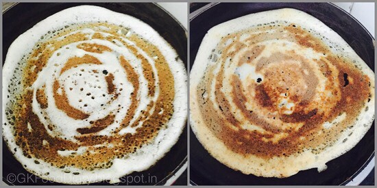 Idli dosa using mixie -step 5