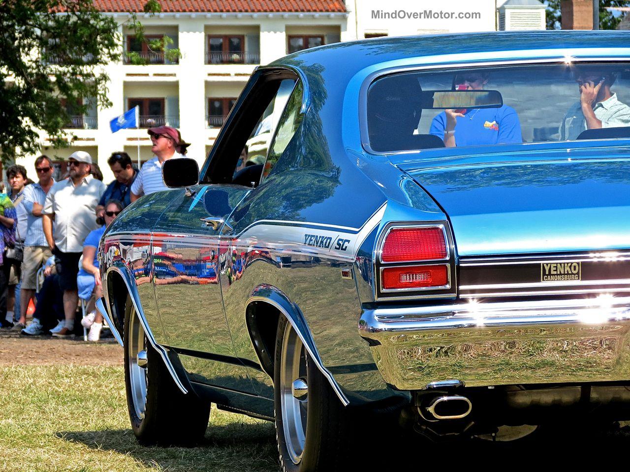 Greenwich Chevrolet Yenko