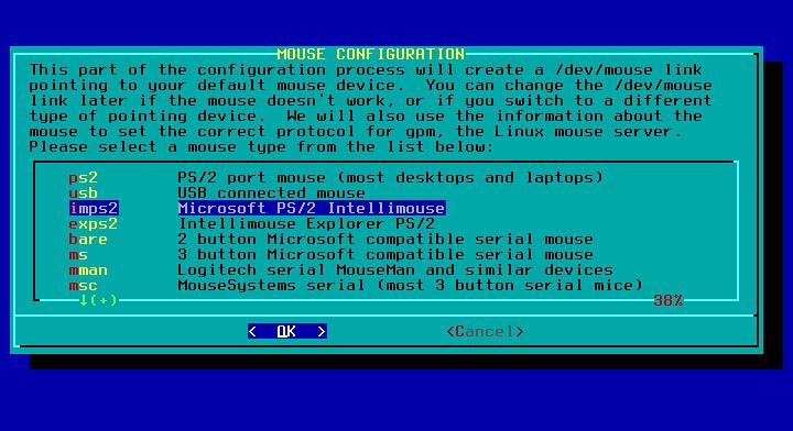 Slackware 14.2 установка