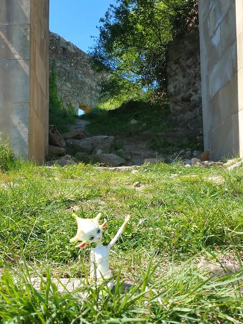 Galatéa (Dollzone Wendy) Château et nouvelle amie p1 28748770392_1ba7e34181_z