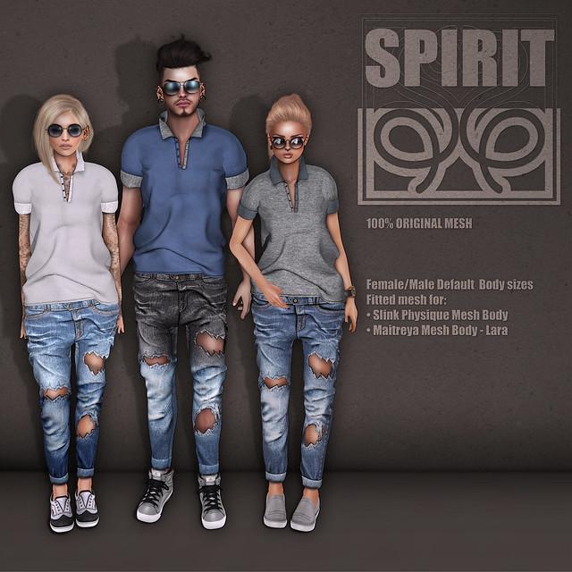 SPIRIT - Wayat outfit
