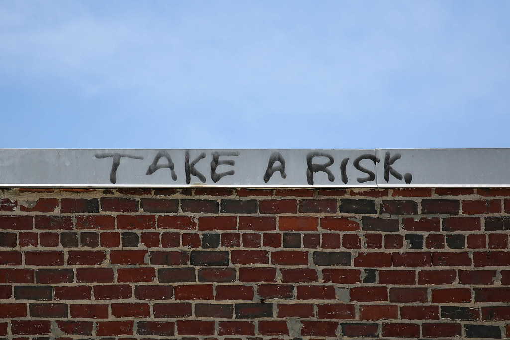 Image result for take a risk