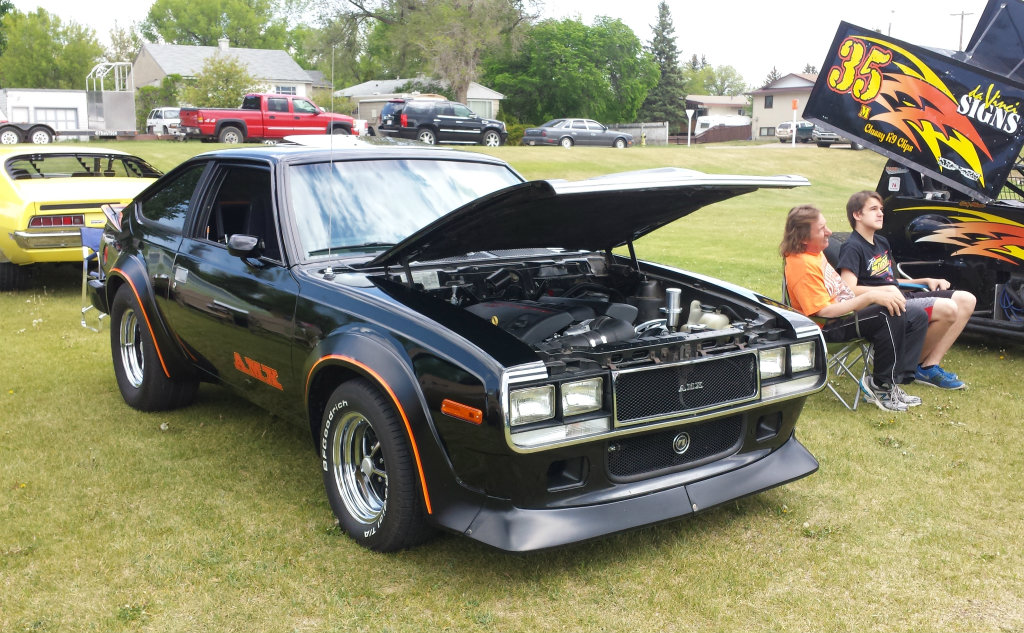 1980 AMC AMX   AMC AMX with a LS series V8 engine swapped in…   dave ...