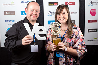Tour America winner Best Use of Social Media by an SME Medium (6 employees or more) – Sponsored by Blacknight