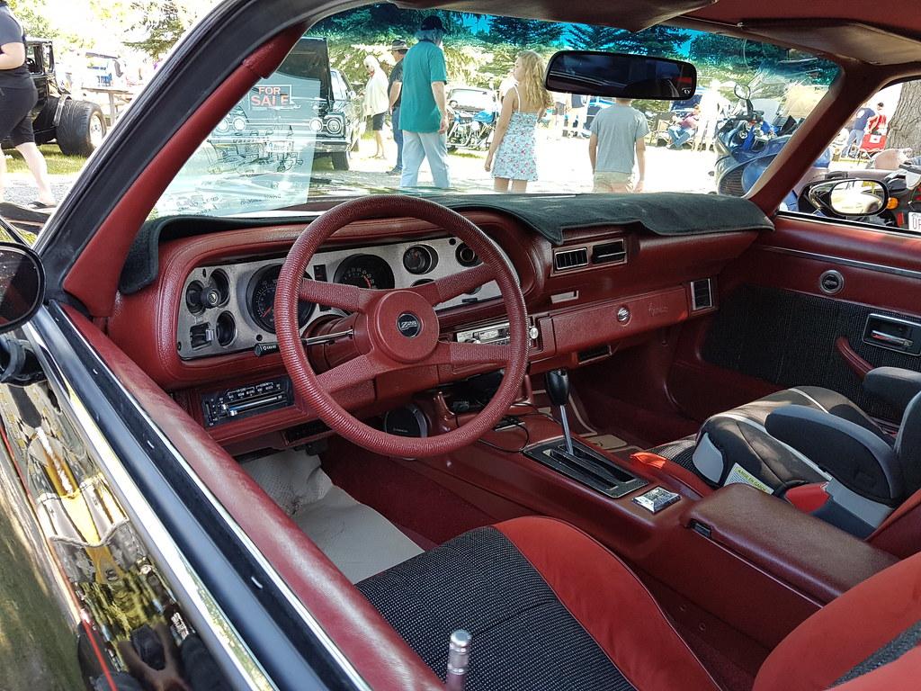 1978 Chevrolet Camaro Z28 Interior Dave 7 Flickr