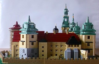 Royal Castle and Cathedral at Wawel in Cracow | by goldsun19731