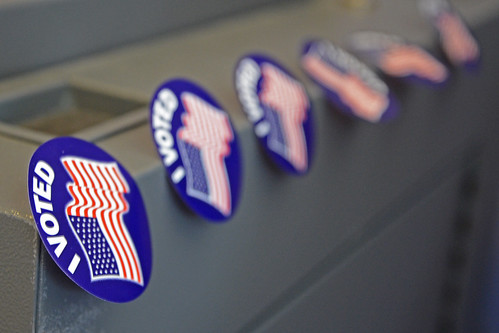 Columbia polls run smoothly without long waits | by KOMUnews