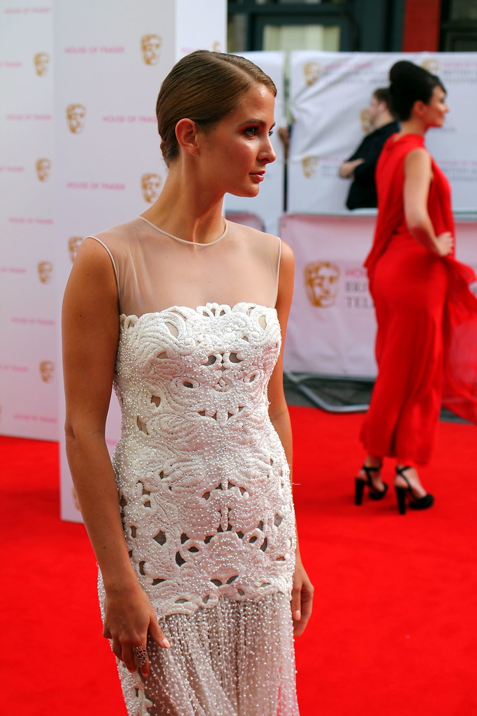BAFTA Red Carpet 2015 (34)