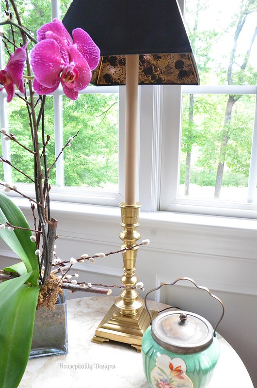 Brass Lamp-Housepitality Designs