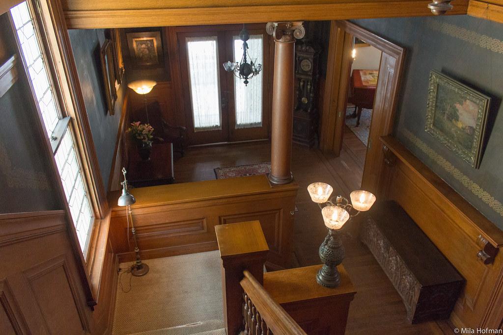 Haas-Lilienhal house. 04/25
