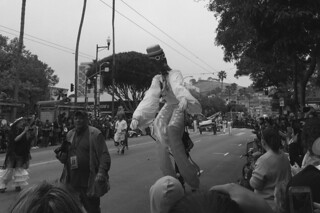 SF Carnaval 2015 - Parade props