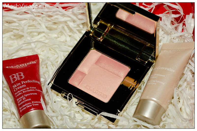 Allurebox Clarins Make Up Box