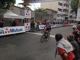 Léo VINCENT (CC Etupes), Dries VAN GESTEL (Lotto Soudal)