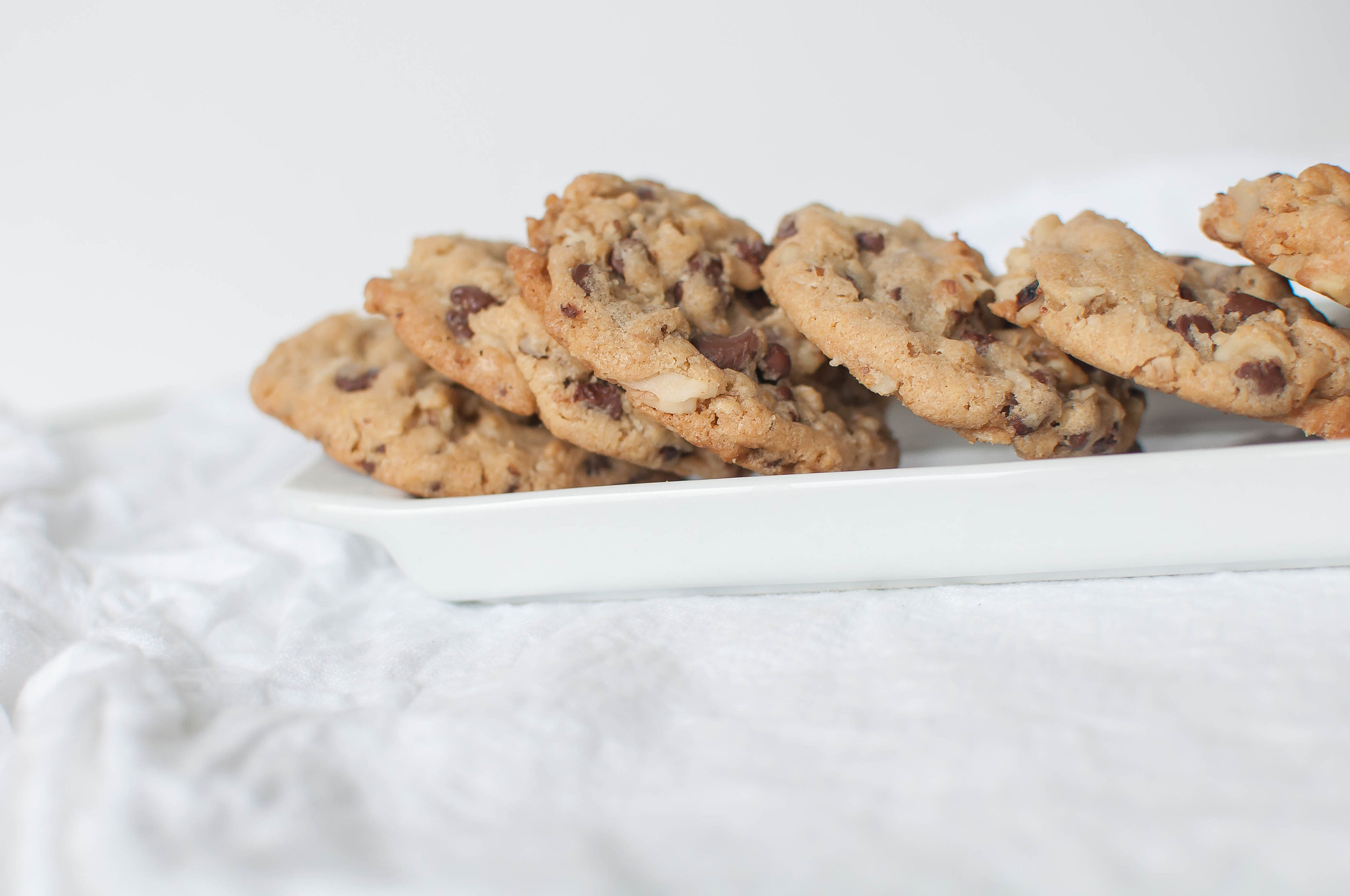 Oatmeal Chocolate Chip Cookies 6