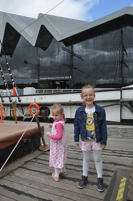 Glasgow Tall Ship