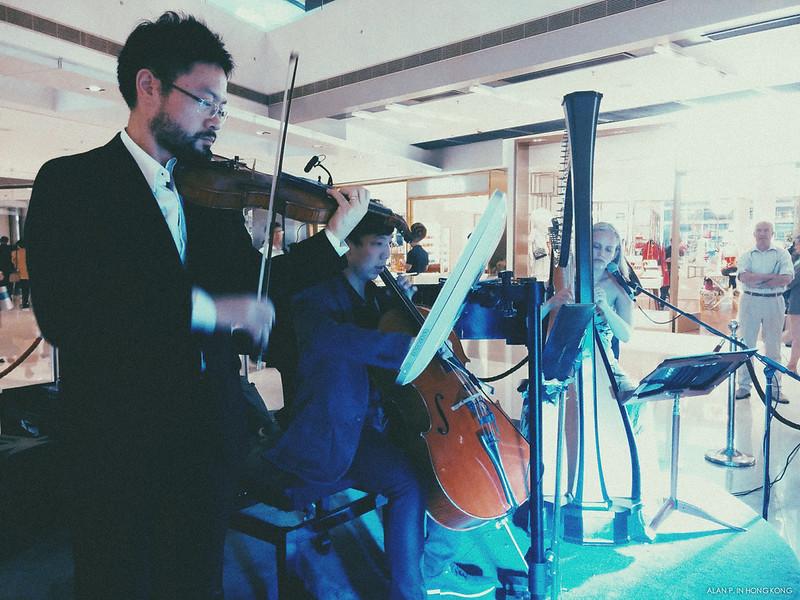 Serenading Harp Trio