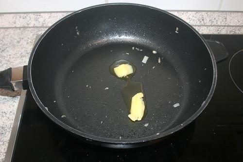 32 - Butterschmalz erhitzen / Melt ghee