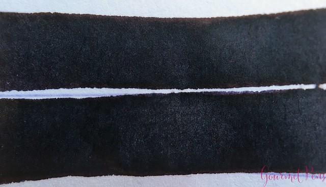 Ink Shot Review Montblanc Ultra Black @Montblanc_World @AppelboomLaren 6