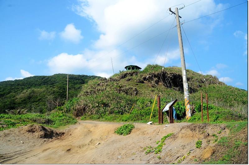 觀音山登山口 1