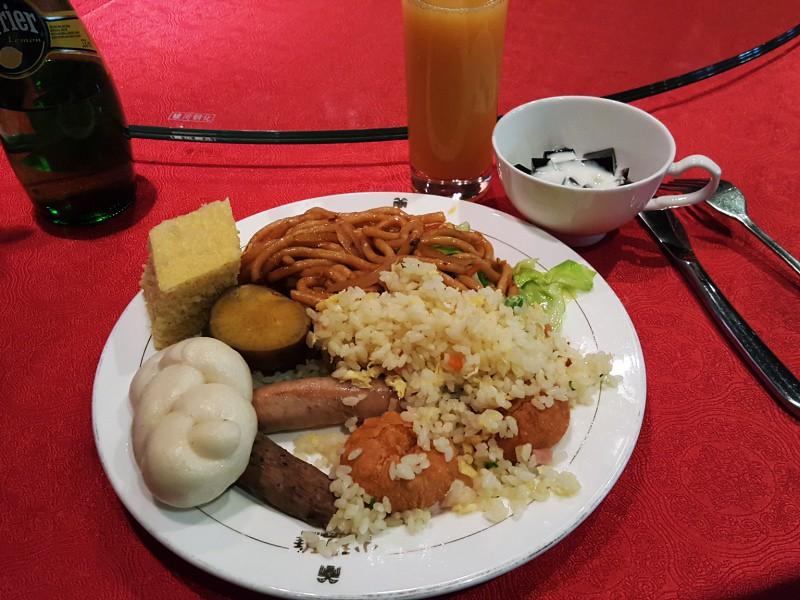 Maya Island Hotel Beijing breakfast