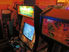 Spielautomatten im Computerspielemuseum