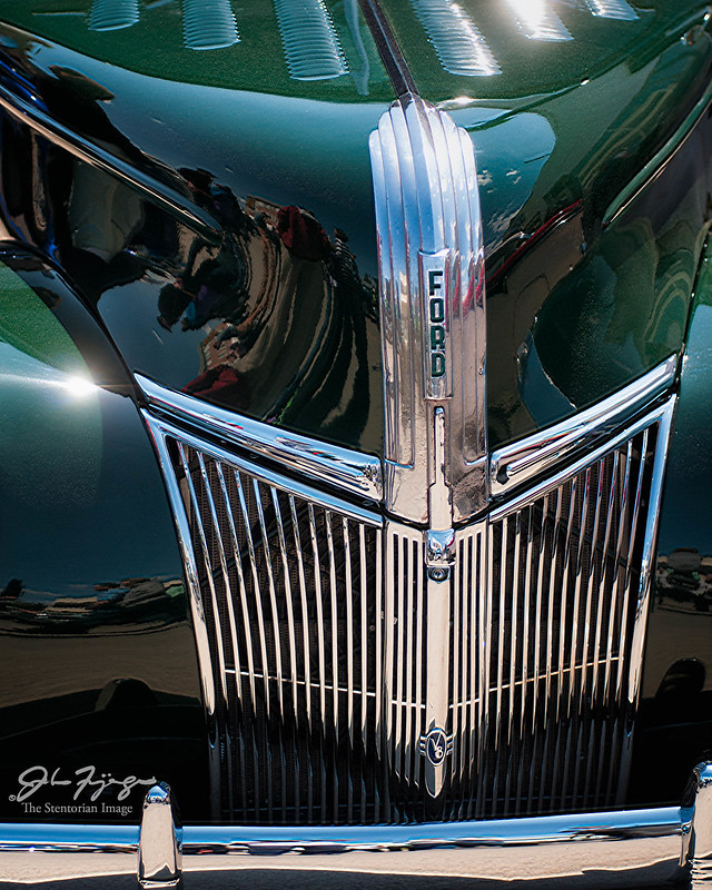40 Ford Grille