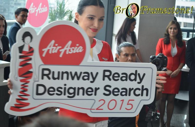 AirAsia Runway Designer Search 2015 - KL Fashion Week Ready To Wear 2015