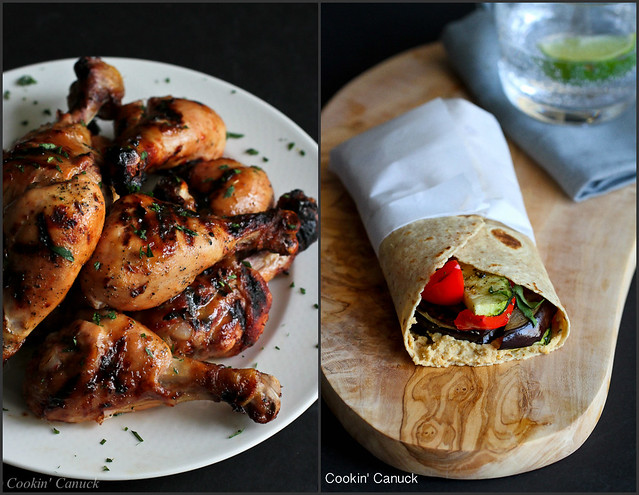 Healthy Grilled Recipes | cookincanuck.com