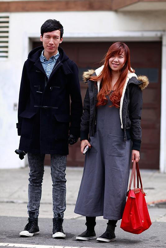 jinfaye men, Quick Shots, San Francisco, street fashion, street style, Valencia Street, women